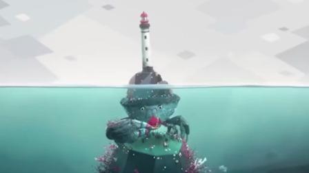 动漫闲话340:巨蟹岛的传说第三集