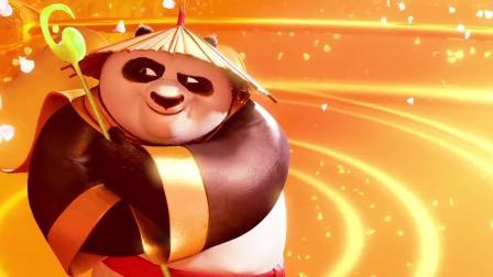 《功夫熊猫》48:这便是神龙大侠的传奇故事