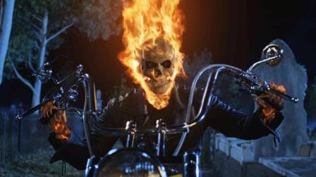 黑心魔这个大反派真的强大,恶灵骑士被打傻