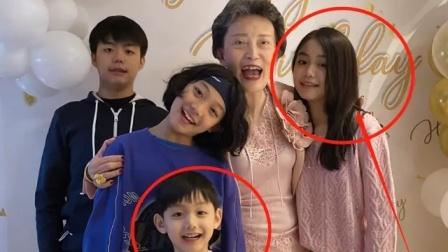 我的姐姐弟弟被扒是中韩混血,亲哥亲姐全是高颜值