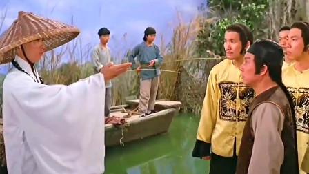霹雳十杰:(一)方世玉与大清武馆!
