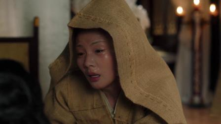 大宋宫词:刘娥亲自为婉儿换寿衣回忆两人过往,刘娥再也支撑不住