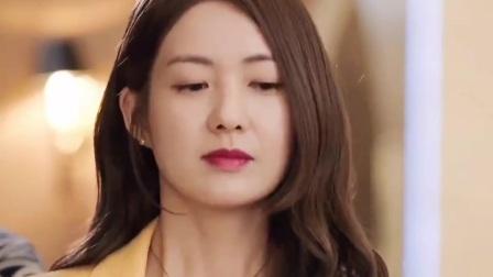 韩剧不夜城:小姐姐一招激将法, 傲慢女花五百万买了一把镜子