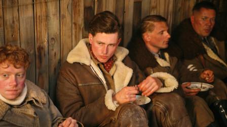 德军飞机失事,藏身之所偶遇英国士兵,之下彰显人性!战争片