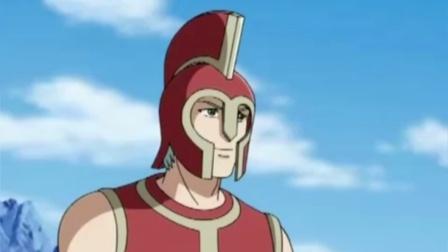 奥林匹斯系列12:特洛伊战争 雅典娜的预言