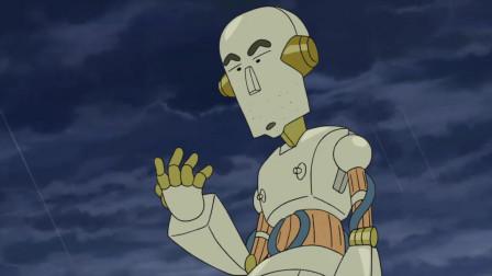 最感人的动漫人物系列——蜡笔小新的机器人爸爸