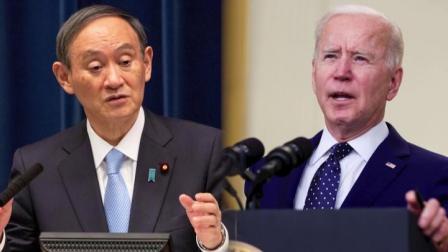 外交部:美日联合声明集团对抗 中方坚决反对
