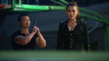 G12特别行动组—未来战士:黄小曼确实挺漂亮