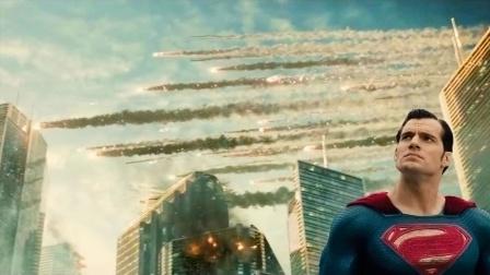 扎克施耐德版《正义黎明》,超人如神仙下凡城市被毁!