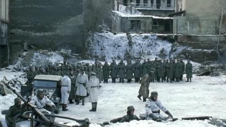 看看当年德军在苏联冬季作战到底多惨烈,拍摄得太客观了