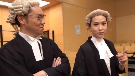 逆天奇案 法庭众生相,演员很悠闲