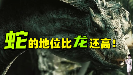 """上古神话世界各地""""蛇""""你认识多少,敬畏又让人欲罢不能的生物!"""