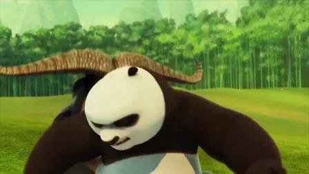 《功夫熊猫》1:我可是国宝啊,怎么就不像神龙大侠