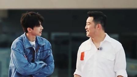 """奔跑吧 第五季 沙溢和蔡徐坤的恩怨情仇,这""""父子俩""""我真是爱了呀!"""