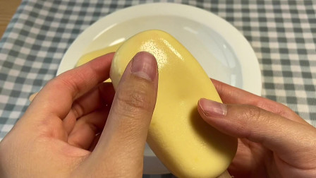 简单到有手就能做的低脂奶酪棒,低脂高蛋白,大人小孩都爱吃!