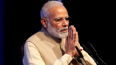 五天暴增超百万!印度遭遇疫情海啸,关键时刻,莫迪迎来两大噩耗