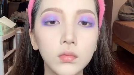 好家伙,我在你们眼里就是表情包吗 美妆 化妆前化妆后