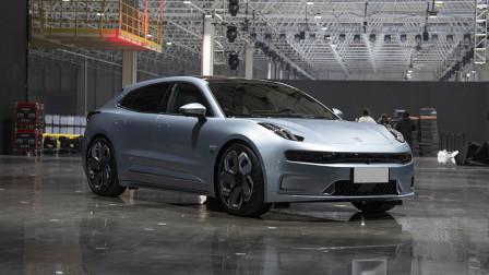 """吉利版""""帕拉梅拉""""来了,动力赶超燃油版车型,3.8秒破百,还要啥保时捷"""