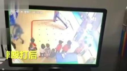 河北石家庄,#抱摔幼童幼儿园换地址继续无证经营 家长:至今无道歉赔偿