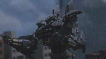 怪兽大战,尤里卡突袭者需要和危险流浪者号联手才能对抗基多拉