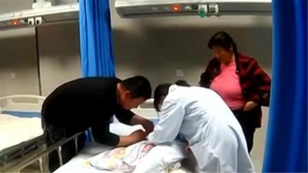 """滁州一婴儿脐带大出血,营救上演""""生时速""""!"""