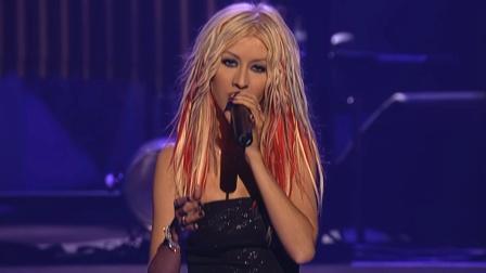 【猴姆独家】大写的AMAZING!CA妈#Christina Aguilera# 2000年My Reflection演唱会#超清修复#版大首播