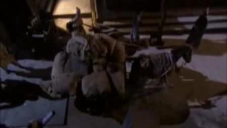 龙门镖局:沙场点兵竟对他无效?龙门镖局会让他逃脱吗