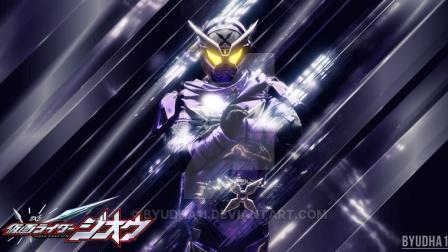 假面骑士时王衍生剧 骑士时刻 假面骑士忍骑 第3集 国语版
