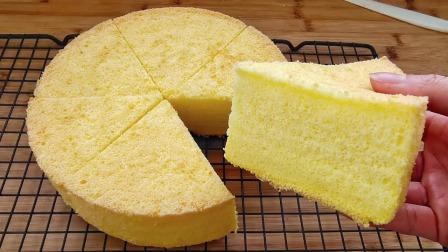 看似最基础的【戚风蛋糕】,这些细节都可能是你做不好蛋糕的原因