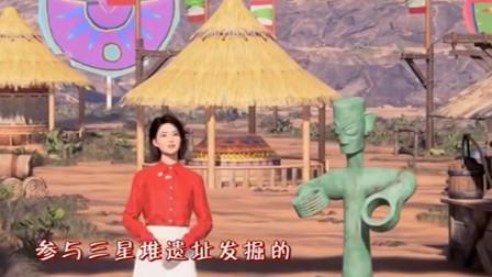 虚拟主持人晓央亮相央视五四晚会,背后是百度智能云技术支持