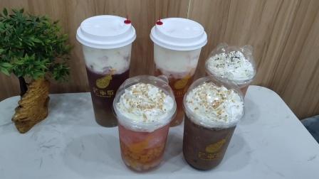 奶茶加盟店排行榜