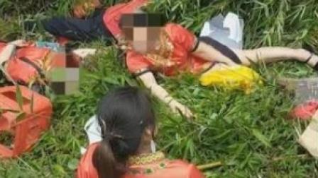 22伤!广西宾阳多名女子参加祭拜活动后乘三轮车遇交通事故