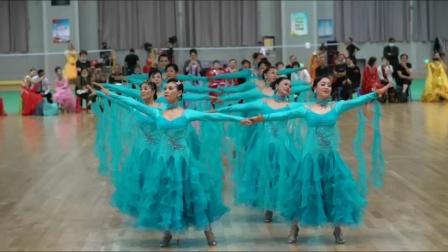 集体舞《今夜无眠》克拉玛依市体育舞蹈协会