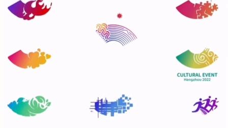 杭州亚运会、 亚残运会标志组团发布!