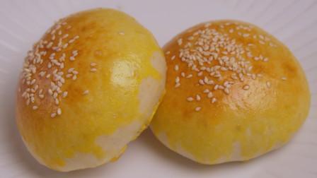 这样做的红糖夹心面包超好吃,松软香甜,做法简单,孩子们超喜欢