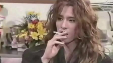 他有张漫画脸,更是1秒打鼓13下的摇滚天才!日本殿堂级摇滚乐手