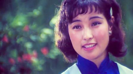 一曲《神秘的大佛》插曲,勾起曾经记忆,刘晓庆当年可真漂亮!