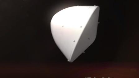 天问一号成功着陆火星!动画模拟天问一号着陆过程