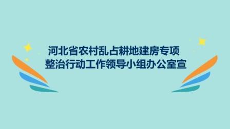 """农村乱占耕地建房""""八不准""""系列动漫5"""
