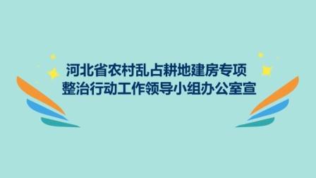 """农村乱占耕地建房""""八不准""""系列动漫4"""