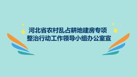 """农村乱占耕地建房""""八不准""""系列动漫8"""