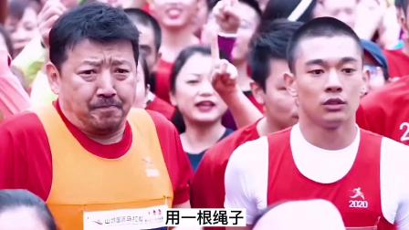 了不起的老爸:儿子光脚参加马拉松,只因父亲故意藏起了他的鞋!