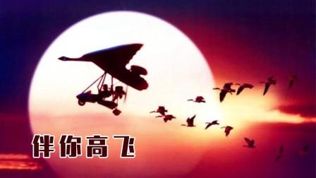 13岁女孩孵育16只小雁,还亲自开飞机,带小雁们飞往南方过冬