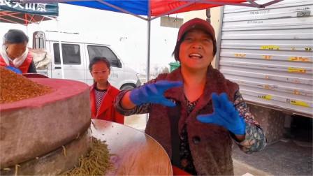 焦作温县古贤村 麦粒瞬间变碾馔 绿色美味竟源于2000年前孔子门徒
