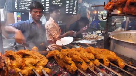 印度的饮食非常的独特,南北城市之间,饮食差异非常的大