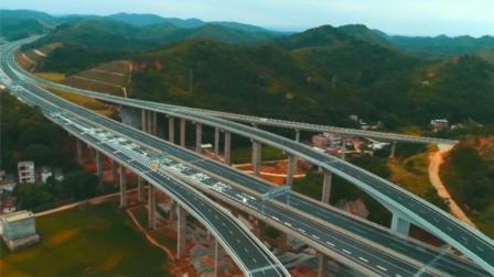 """梅河高速:客家文化大动脉,拉动""""旅游经济""""快速发展"""