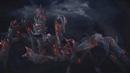 地震解封了玛雅预言中的喷火蜘蛛,升级成太上皇后,继续肆虐人间