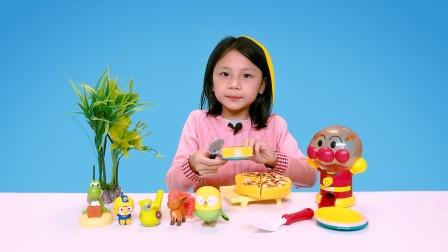 另一剧场:儿童玩具 面包超人和小动物开派对,披萨玩具
