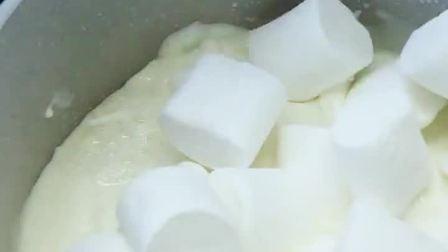 棉花糖和巧克力做的慕斯你吃过吗