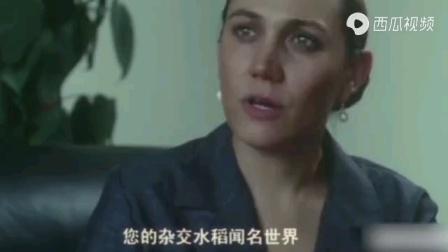 袁隆平曾在电影中出演自己用英语阐述两大梦想说起梦境幸福微笑